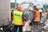 Tragiczny wypadek na S3 na odcinku Sulechów - Świebodzin