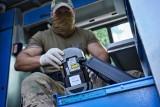 Spektrometr pomoże kujawsko-pomorskim policjantom w walce z przestępczością zorganizowaną [wideo, zdjęcia]