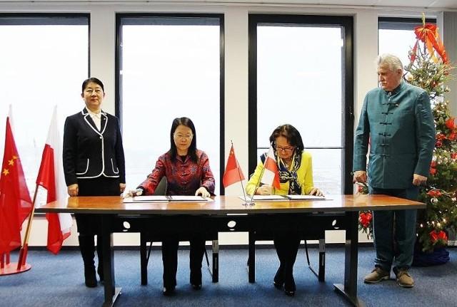 Współpraca PSSE i chińskiego miasta Zhuhai