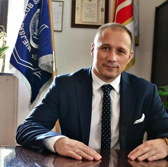 Burmistrz Szydłowca mówi na temat sytuacji finansowej gminy.