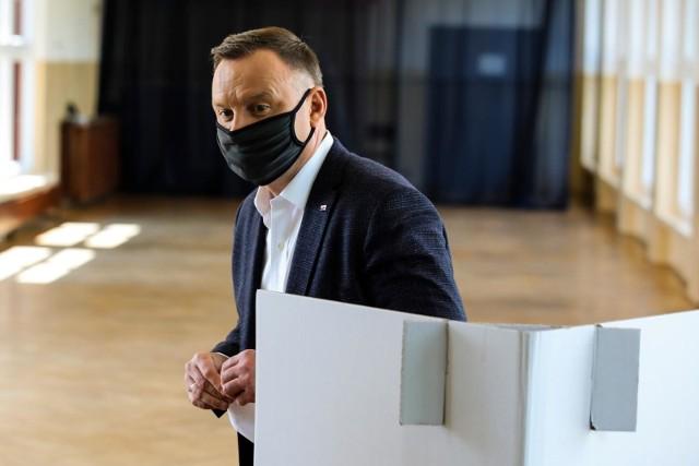 Dr hab. Michał Wenzel, Uniwersytet SWPS: Prezydent jeszcze niedawno liczył na zwycięstwo w pierwszej turze, więc zapewne jest rozczarowanym