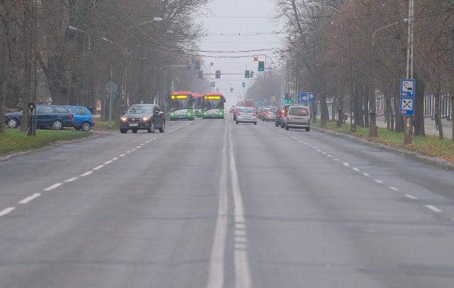 Al. Racławickie mają być przebudowane do października 2020 r.