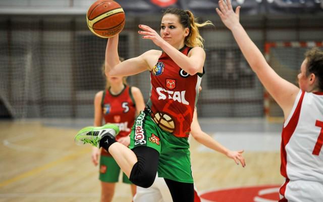 Izabela Pinkosz jest silnym ogniwem brzeskiej Stali.