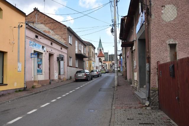 Do napadu doszło w opustoszałym centrum miasta - na ul. Berka Joselewicza