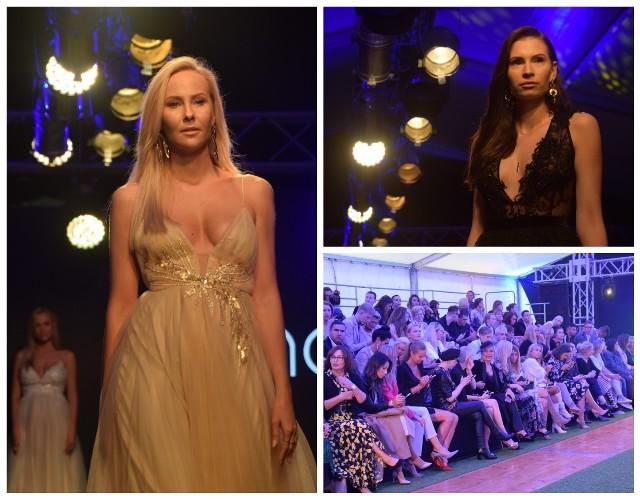 Trwa Eastern Fashion Week. Świat wielkiej mody zawitał do Białegostoku. W namiocie na dziedzińcu Pałacu Branickich swoje kolekcje prezentują debiutanci i znani projektanci.