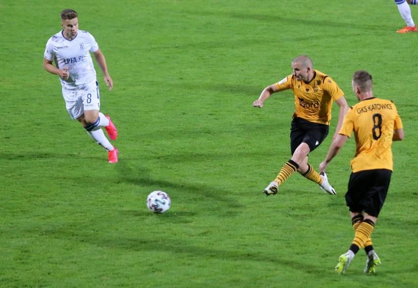 Katowiczanie wygrali drugi mecz z rzędu.