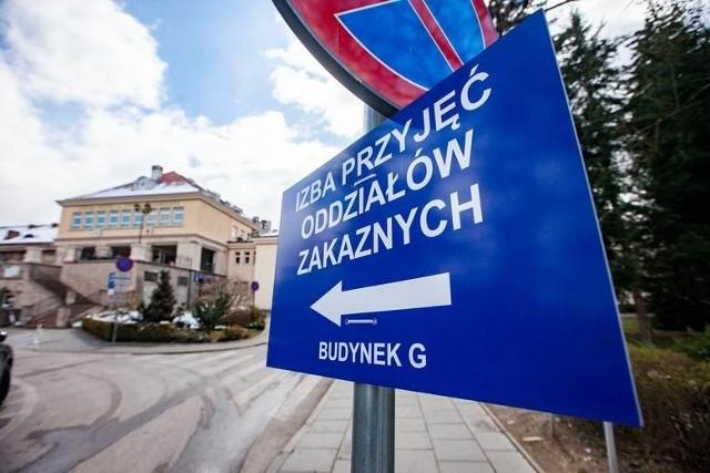 Wieliczka przekaże 355 tys. zł dla Szpitala im. Żeromskiego w Krakowie. To wsparcie finansowe na zakup respiratora i innego sprzętu medycznego