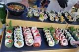 Święto sushi w parku Poniatowskiego
