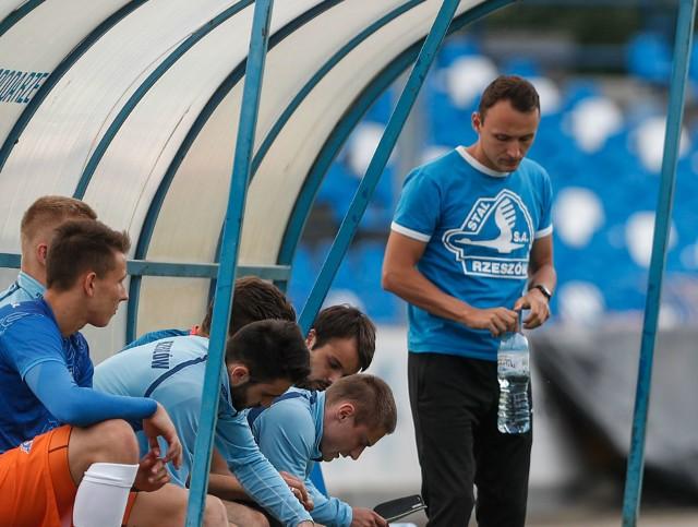 Maciej Seroka został nowym trenerem juniorów Stali Rzeszów