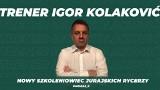 Igor Kolaković nowym trenerem Aluron Virtu CMC Zawiercie