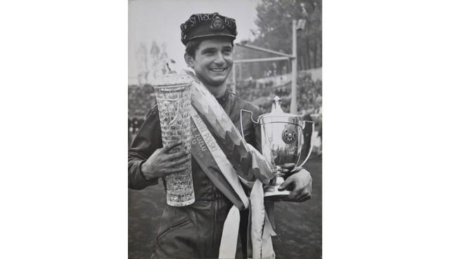 Andrzej Wyglenda legenda ROW Rybnik. To dla niego zapełniały się stadiony żużlowe w Polsce