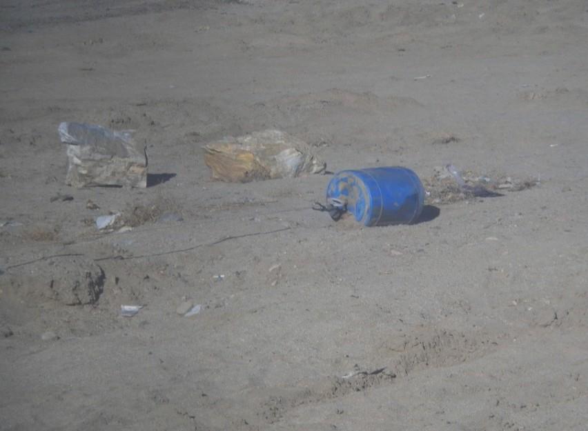 Tylko w ciągu miesiąca na drogach prowincji Ghazni...