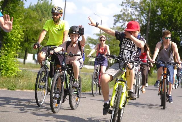 Toruń jest miastem przyjaznym rowerom