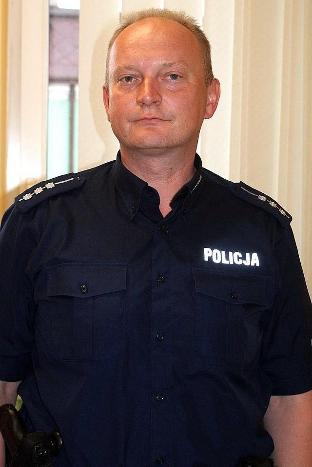 Aby zagłosować na st. asp. Piotra Kolińskiego wyślij SMS o treści POLICJANT.11 na numer 7155 (koszt 1.23 zł z VAT)