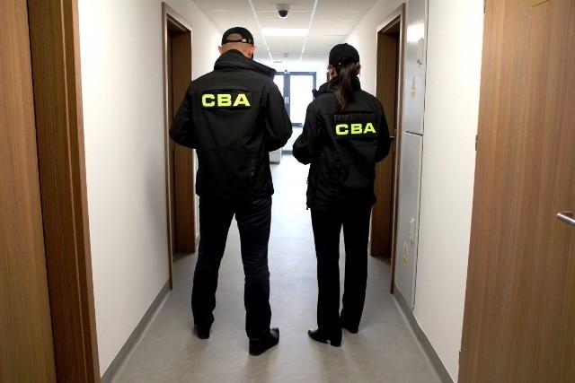 Funkcjonariusze CBA prowadzą kontrolę dotyczącą zamówień publicznych w Urzędzie Gminy w Dębicy.