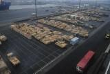 Armia USA w Polsce. Z Bremerhaven do Polski zmierza 14 km ciężkiego sprzętu