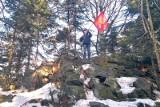 Najwyższy szczyt Gór Świętokrzyskich - Łysica wyższa niż przypuszczano, ma 613 metrów. Kulisy pomiarów naukowców