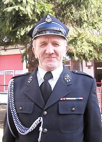 Piotr Napiórkowski OSP Ląkorz