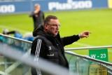Mecz Legia - Cracovia na zdjęciach. Zacięta gra i Czesław Michniewicz na trybunach