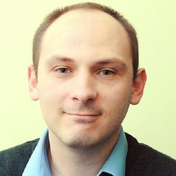 Jacek Paśniewski, pośrednik pracy z Wojewódzkiego Urzędu Pracy w Toruniu, oddział w Bydgoszczy.