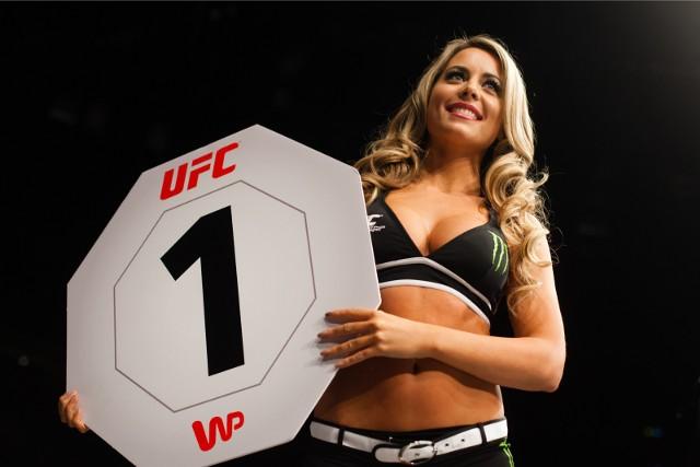 W październiku UFC wróci do Polski