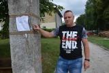 Gmina Lubsko. Zamiast szamba, gmina wykopała nam dziurę w ziemi- skarżą się mieszkańcy Chocicza.
