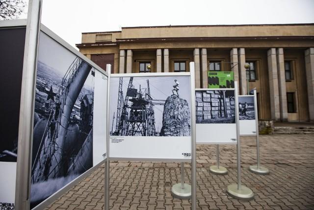 """W Muzeum Nowej Huty zwiedzimy m.in. wystawę """"Mój drugi dom? Huta im. Lenina"""""""
