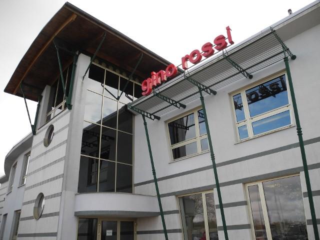 Fabryka Gino Rossi w Słupsku w 2015 roku..
