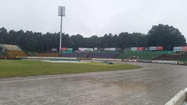 Mecz żużlowców Falubazu Zielona Góra z Unią Leszno został odwołany.