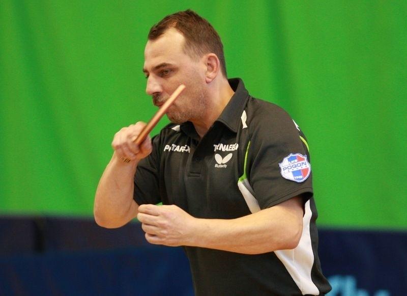 Krzysztof Piński jest gotowy do gry z zespołem z Białegostoku.