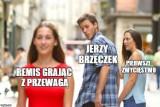 Portugalia - Polska 1:1. Najlepsze memy. Arkadiusz Milik strzela dwa karne, a Jerzy Brzęczek znów bez zwycięstwa [ŚMIESZNE OBRAZKI]