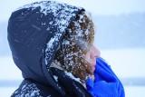 Prognoza pogody. Opady śniegu w województwie podlaskim. Ostrzeżenie meteorologiczne. Pierwszy stopień zagrożenia (11.05.2020)