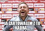 Polska - Czechy 0:1. Memy po kolejnej porażce reprezentacji. Jerzy Brzęczek pod ostrzałem internautów [DEMOTYWATORY, ŚMIESZNE OBRAZKI]