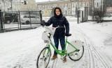 Szczecin. Historyczny zielony rower Bike_S sprzedany. Aukcja zasili konto WOŚP