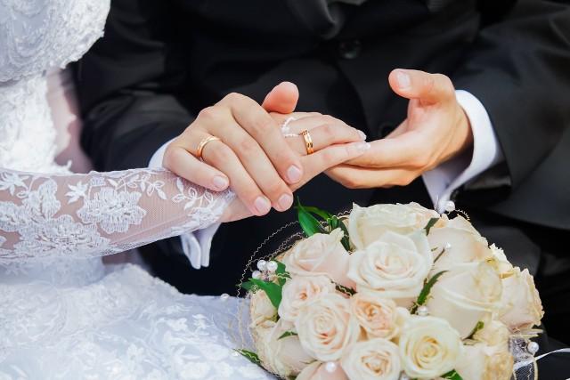 Kiedy wrócą wesela i śluby? Rząd planuje odmrożenie branży