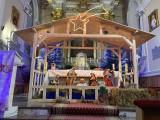 Maków Maz. Bożonarodzeniowe szopki w makowskich parafiach