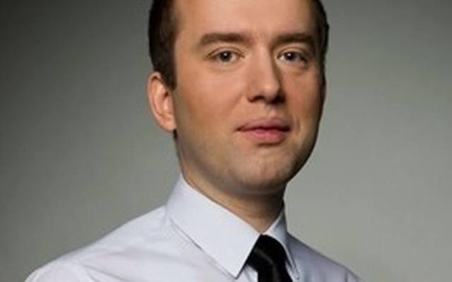 Dominik Łazarz, ekonomista z Wyższej Szkoły Informatyki i Zarządzania w Rzeszowie