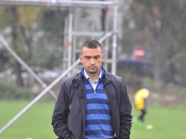 Łukasz Surma jest trenerem Garbarni Kraków od 1 lipca 2019 roku
