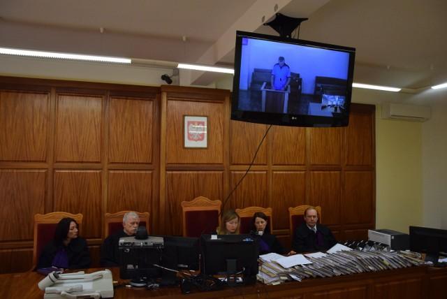 Czwartkowa wideokonferencja była pierwszą, którą sąd w Gorzowie przeprowadził z Ukrainą.