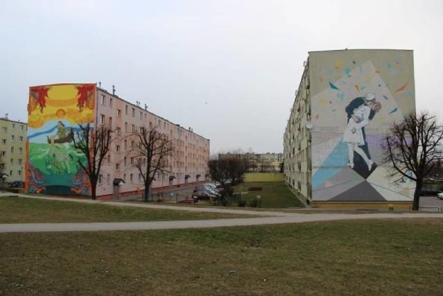Tczew zyskał nowy mural