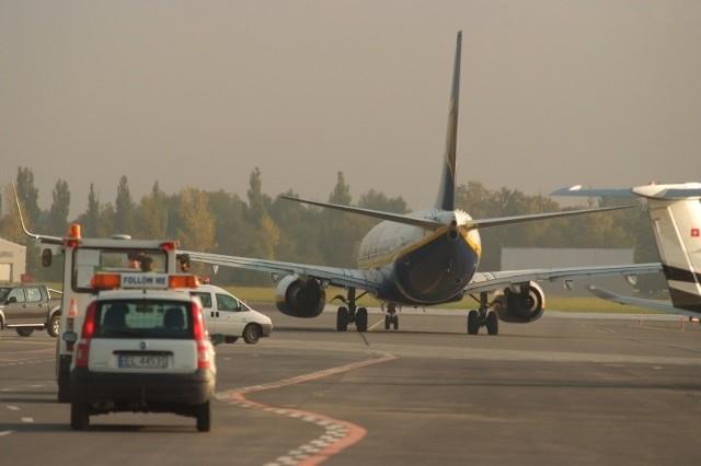 W lipcu wznowione zostaną loty z Lublinka. Oczywiście z zachowaniem reżimu sanitarnego.