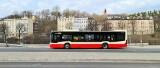 Sprawniejszy dojazd na Orunię i do Pruszcza Gdańskiego. Nowe buspasy ułatwią przejazd pojazdów transportu miejskiego