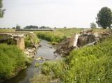 Ruszyła przebudowa mostu na Czarnej Strudze (zdjęcia)