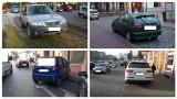 """Tarnów. """"Mistrzowie parkowania"""" zostawiają samochody dosłownie wszędzie. Zobacz, do czego są zdolni [ZDJĘCIA]"""