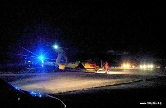 Do tragicznego wypadku doszło 13 września na lotnisku w Chojnie.