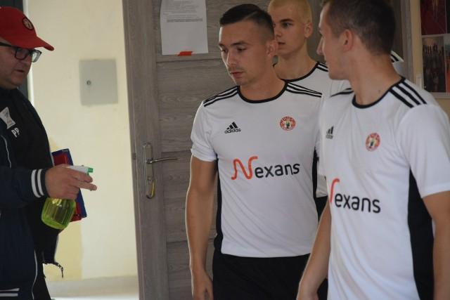 Piłkarze Pilicy w środę zagrają z Wilgą w Garwolinie.
