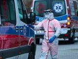 W Łodzi i Zgierzu na koronawirusa zmarli dwaj mężczyźni