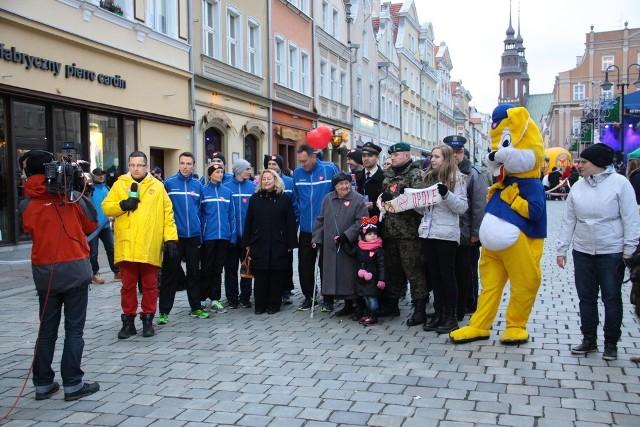 WOŚP 2014 Opole - Rynek
