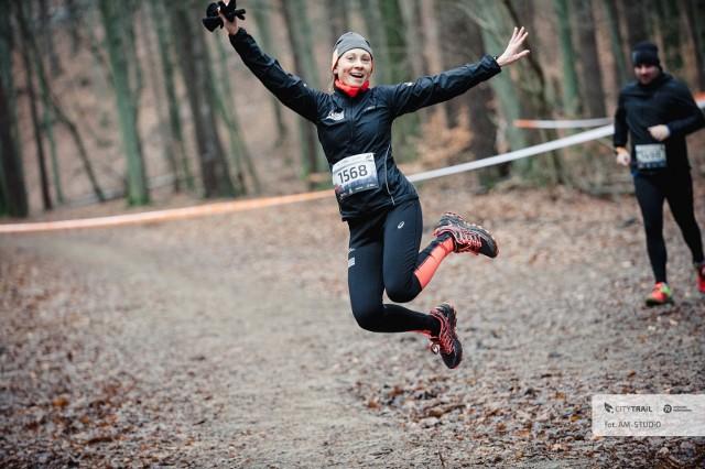 City Trail Trójmiasto w niedzielę, 6 lutego na ścieżkach leśnych w Gdyni