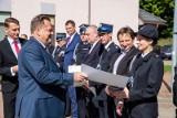 1,1 miliona dotacji dla 50 jednostek Ochotniczych Straży Pożarnych. Promesy zostały przyznane w siedzibie Biebrzańskiego Parku Narodowego